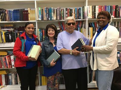 Galveston Seafarers Center receives book donations