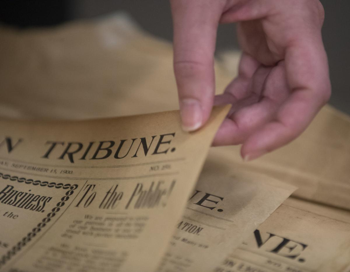 Digitizing Newspapers