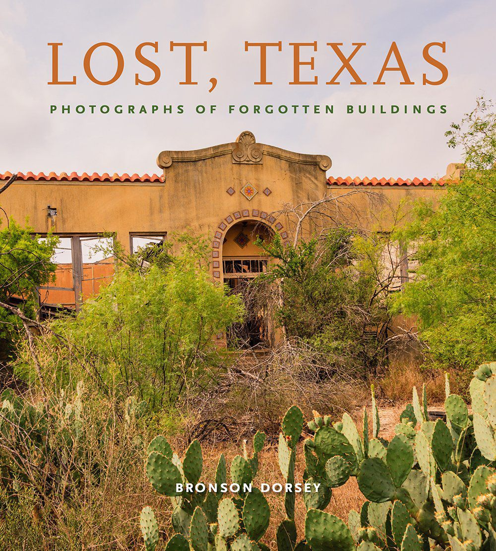 'Lost Texas' book cover