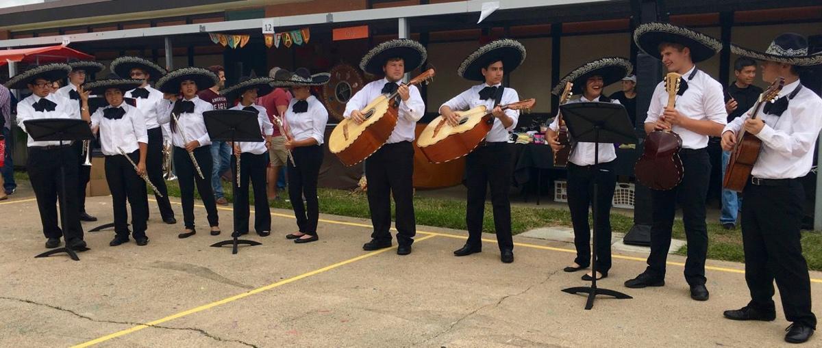 Texas City High School Mariachi Band