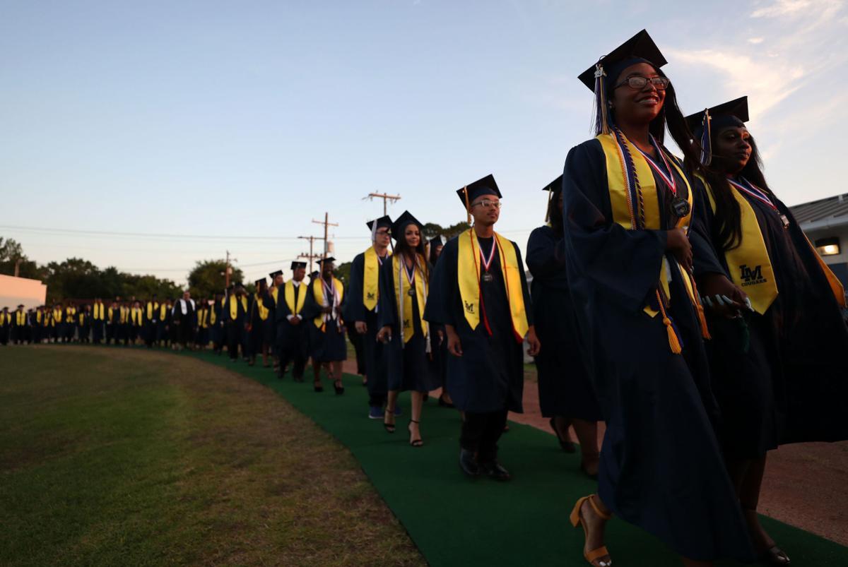 La Marque graduation
