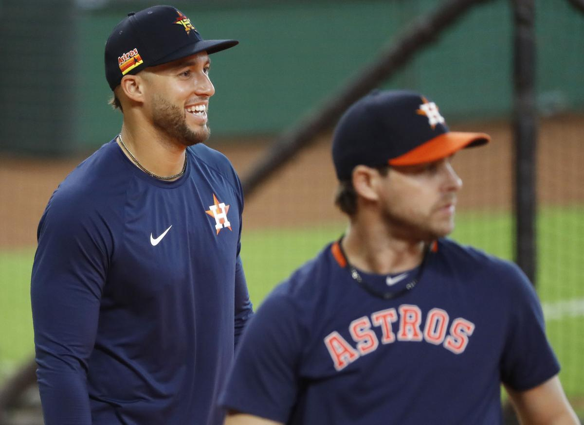 Houston Astros vs. Texas Rangers