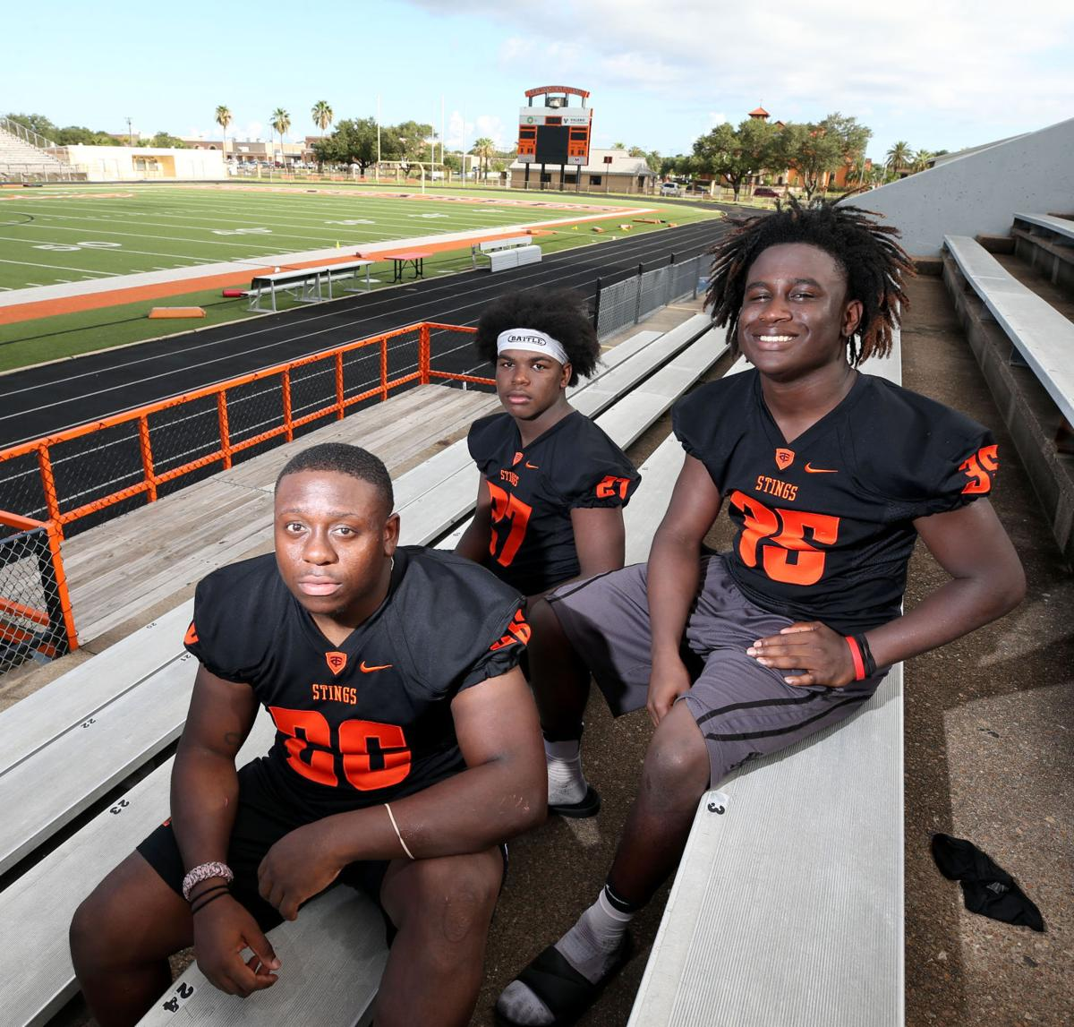 Texas City preparing for showdown with Gators