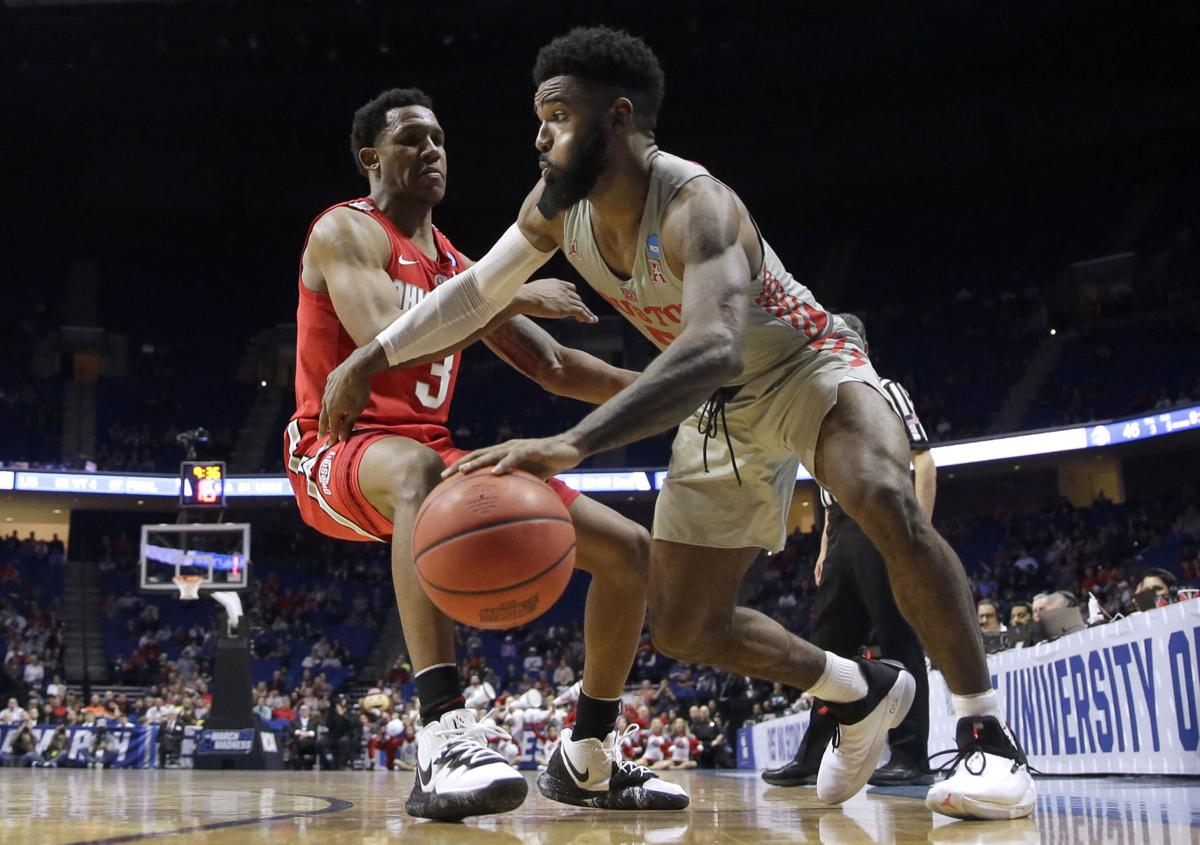 NCAA Ohio St Houston Basketball
