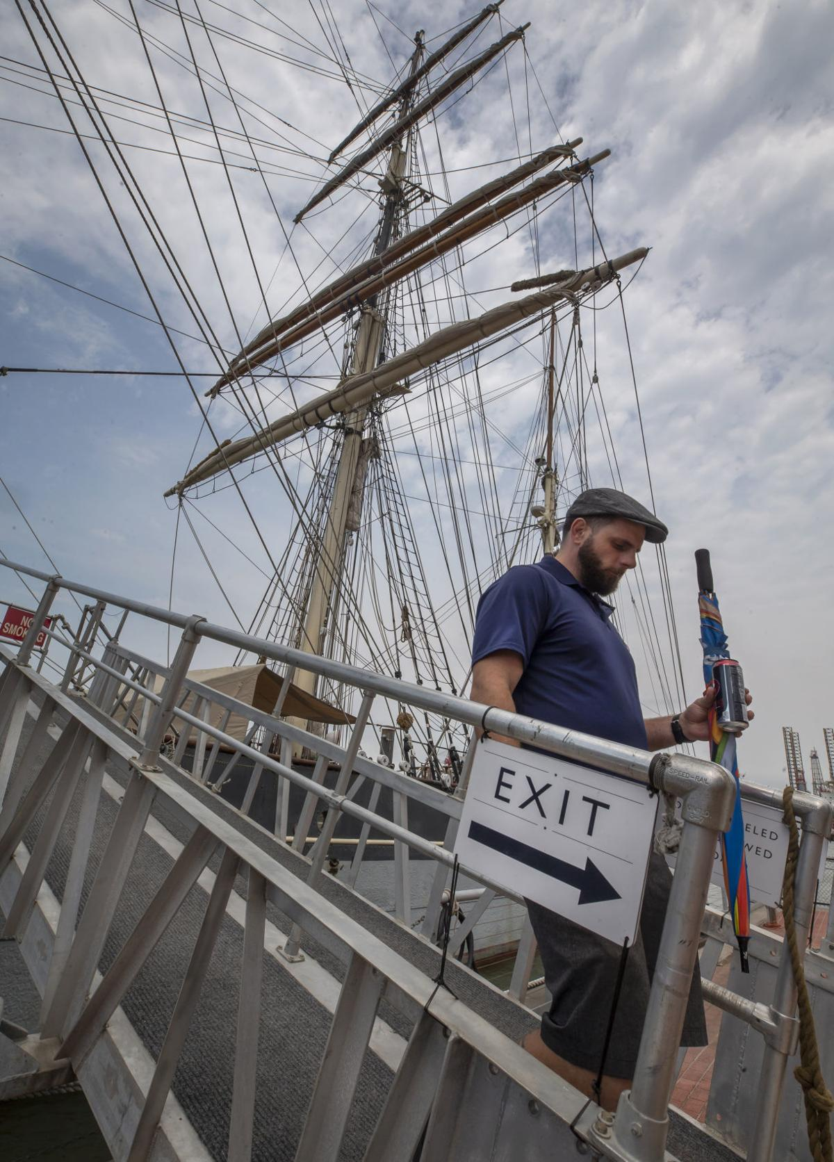 Tall Ship Elissa Placement