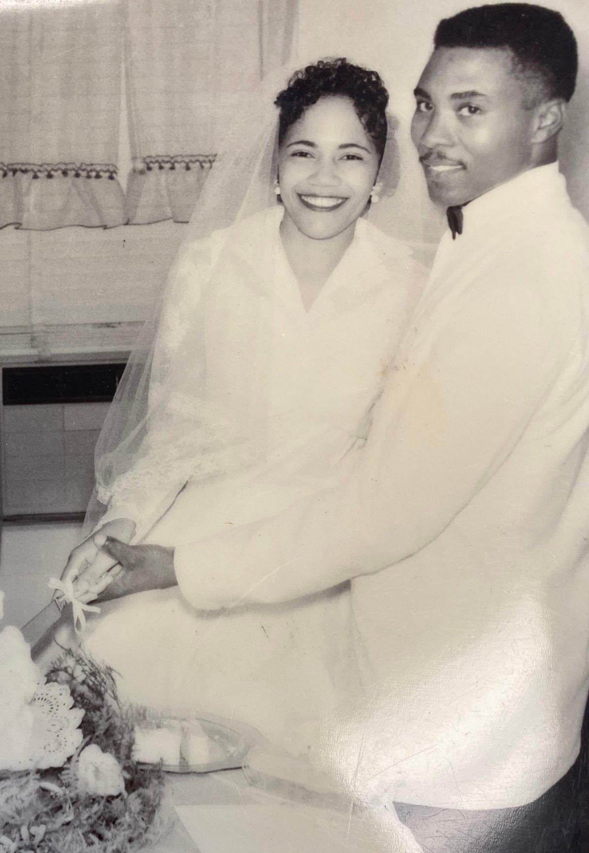 John and Georgia Robbins