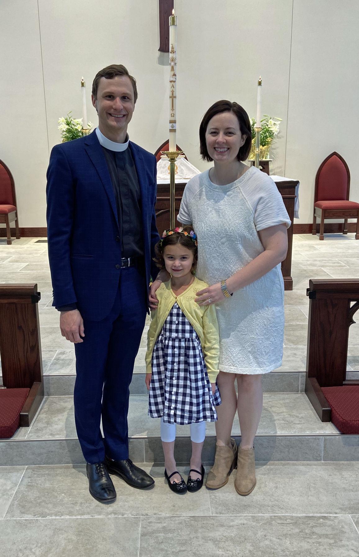 New rector arrives at Galveston's historic Trinity Episcopal Church