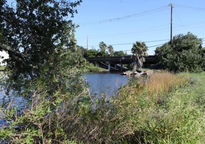 Jones Drive boat ramp