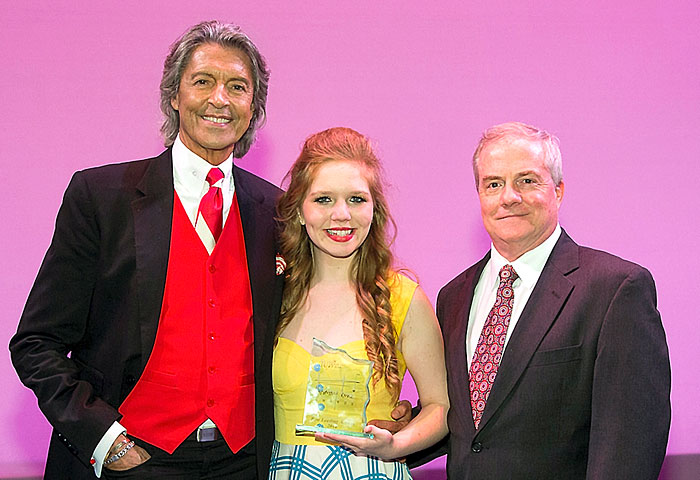 College is still first for Springs' actress, actor who won Tommy Tunes
