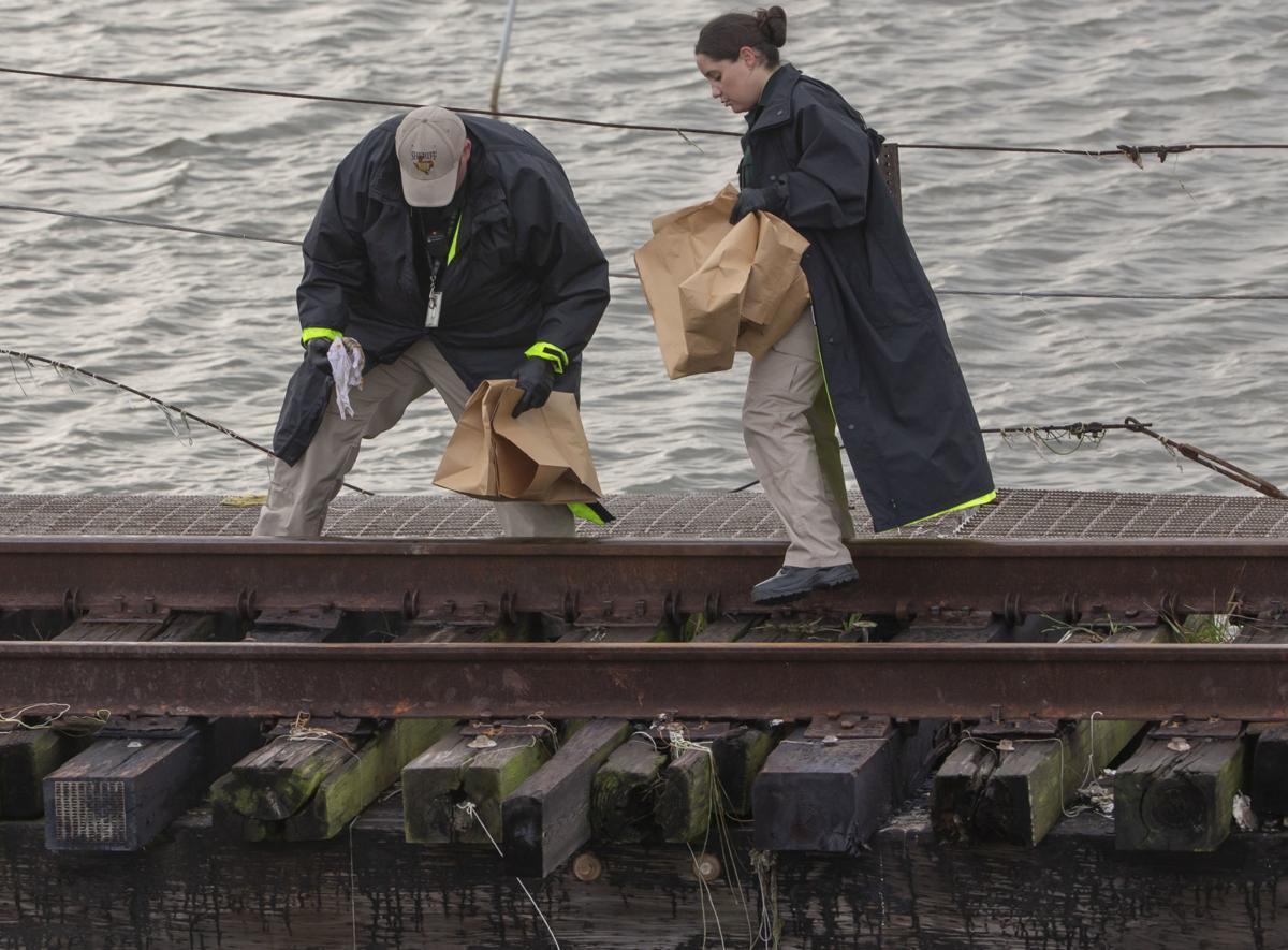 Body Found in Texas City