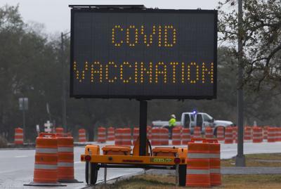 County Vaccination Site Error