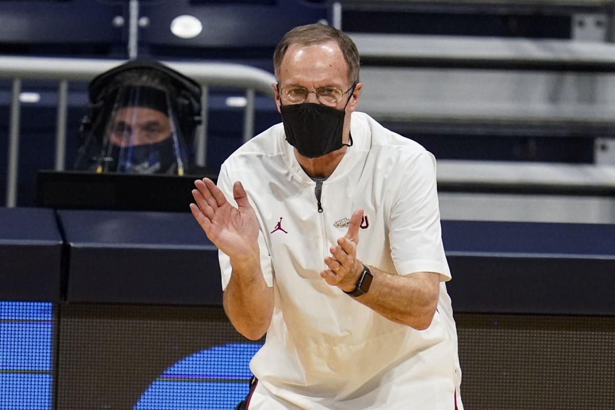 NCAA Oklahoma Gonzaga Basketball