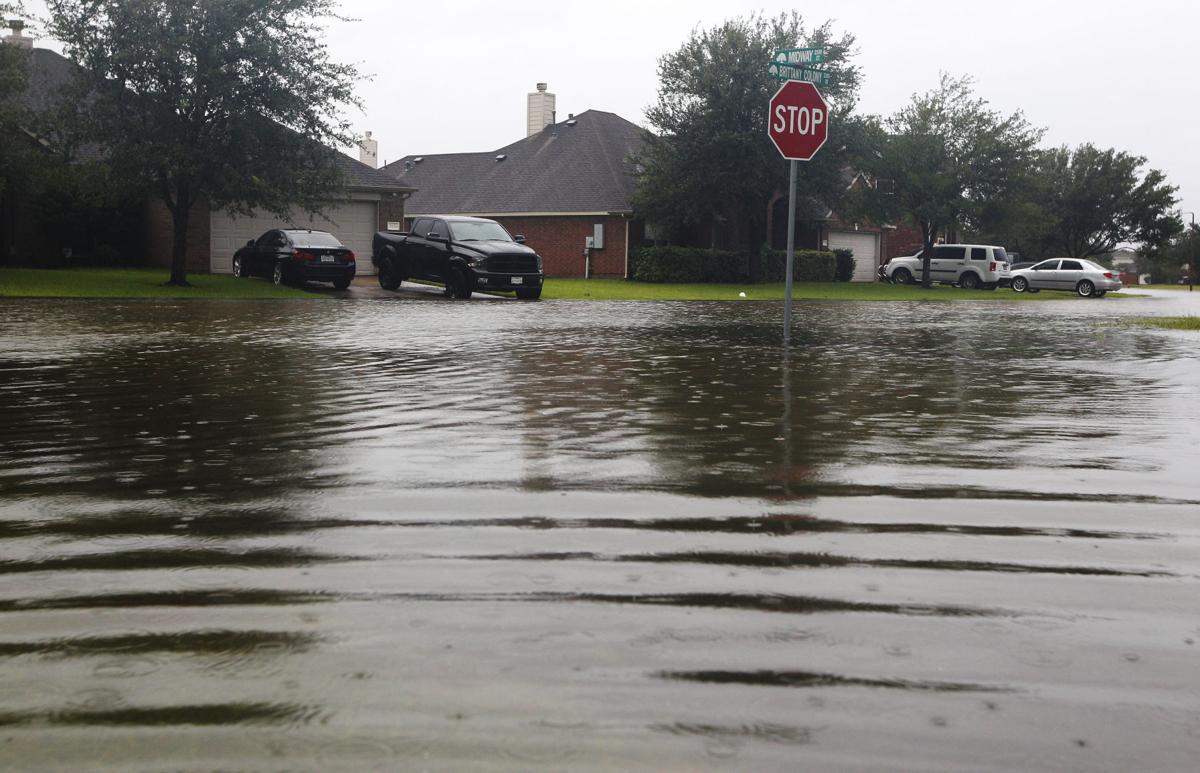 Major Catastrophe Unfolding As Harvey Inundates County