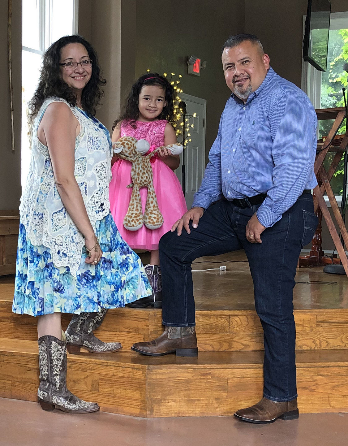 Assembly of God denomination, Pastors Lily and Manuel Rodriguez
