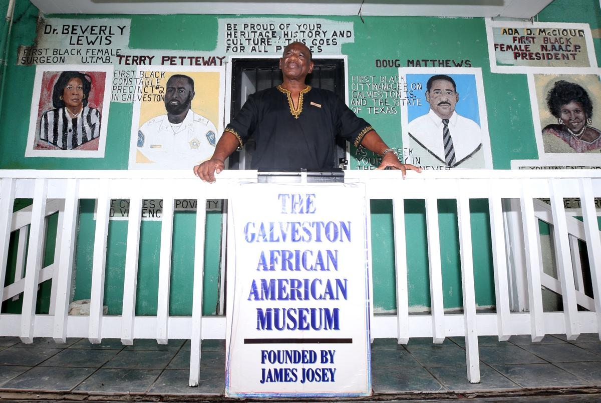 Founder of island's African American Museum