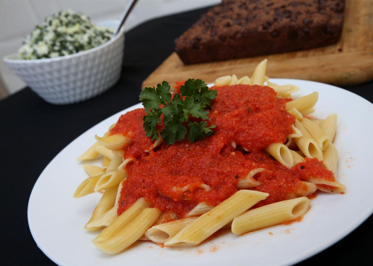 Recipes with what's in season at GOFM