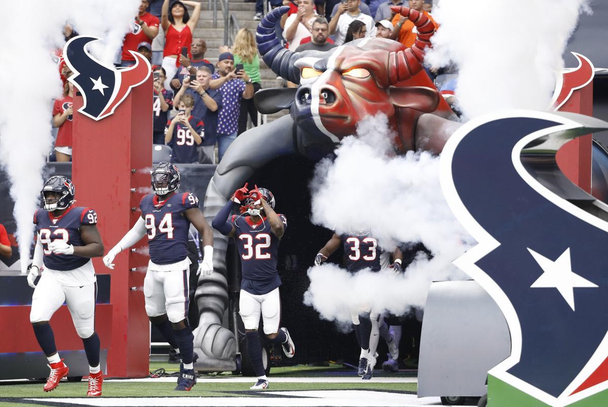 Houston Texans vs. Atlanta Falcons