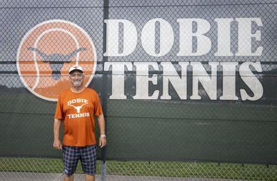 Moreno tennis award