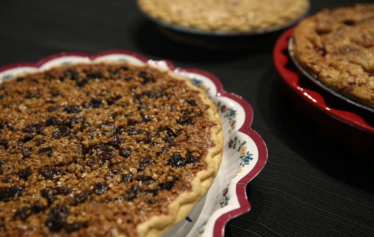 Winterfest Pie Contest