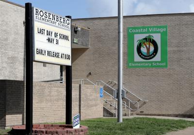 Rosenberg Elementary School once more
