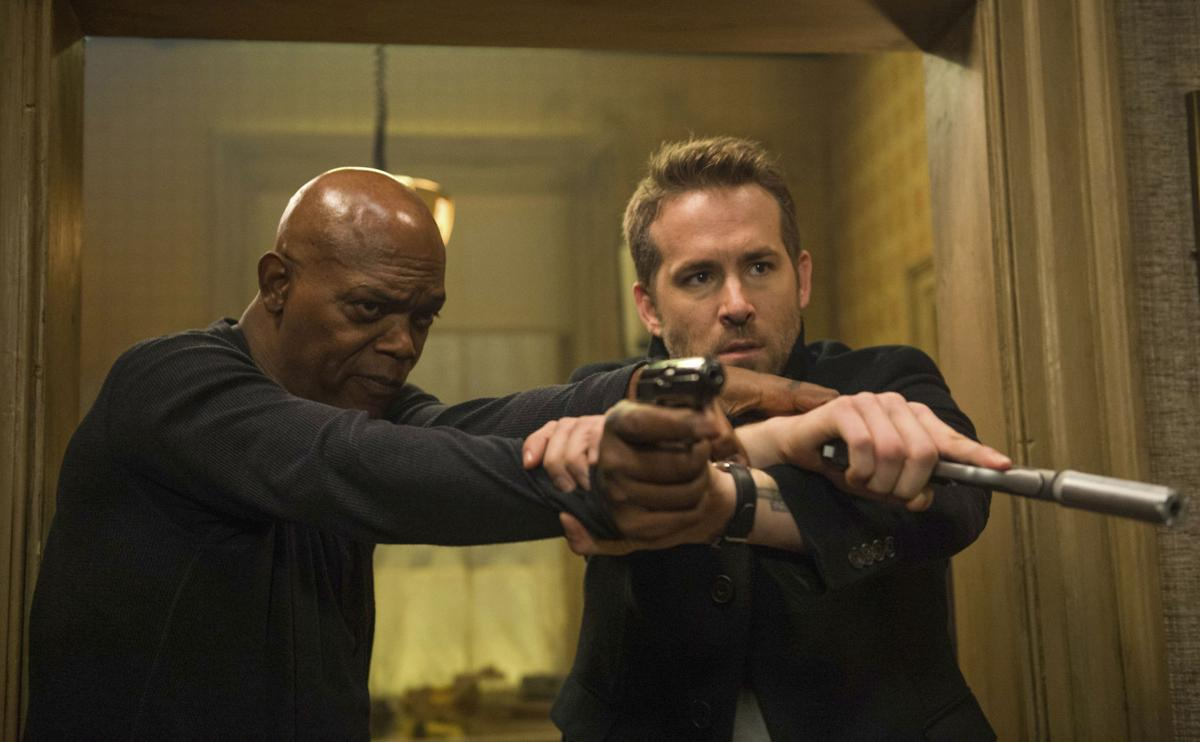 Film Review The Hitman's Bodyguard
