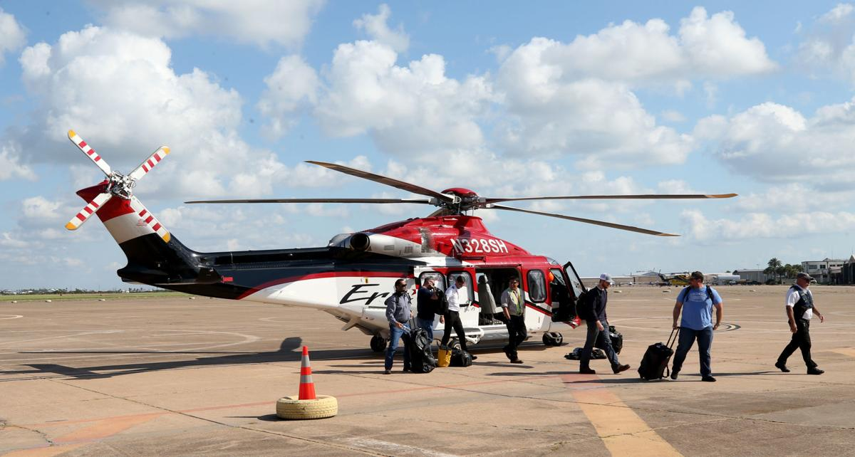Offshore helicopter operators merge