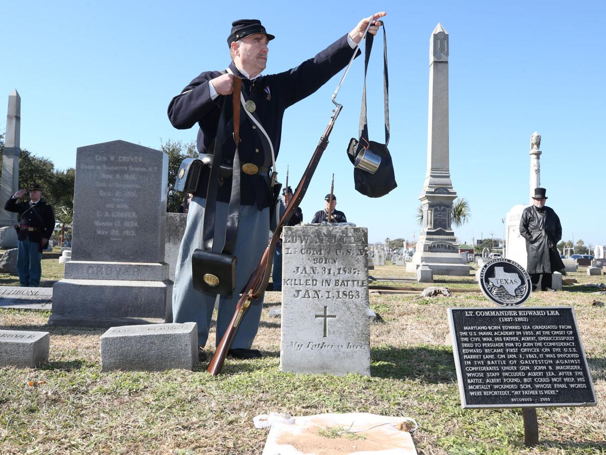 Battle of Galveston remembered