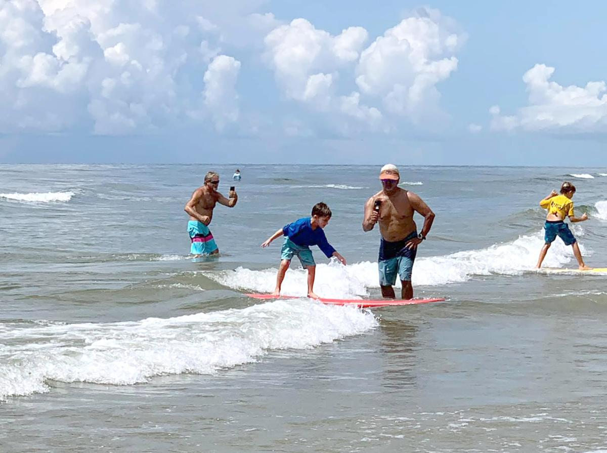 Texas Gulf Surfing Association Grom Roundup