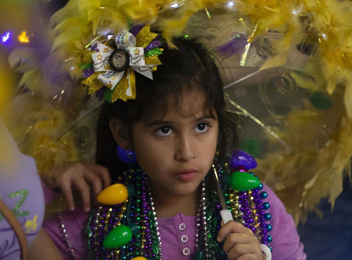 Mardi Gras Friday