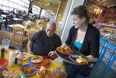Bubba's Shrimp Palace to serve up second location