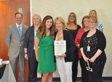 County's tax office receives Silver Performance Award