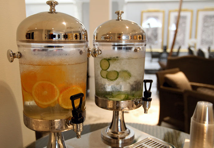 Wonderful Water  Beverages Infused With Fruit  Herbs Are