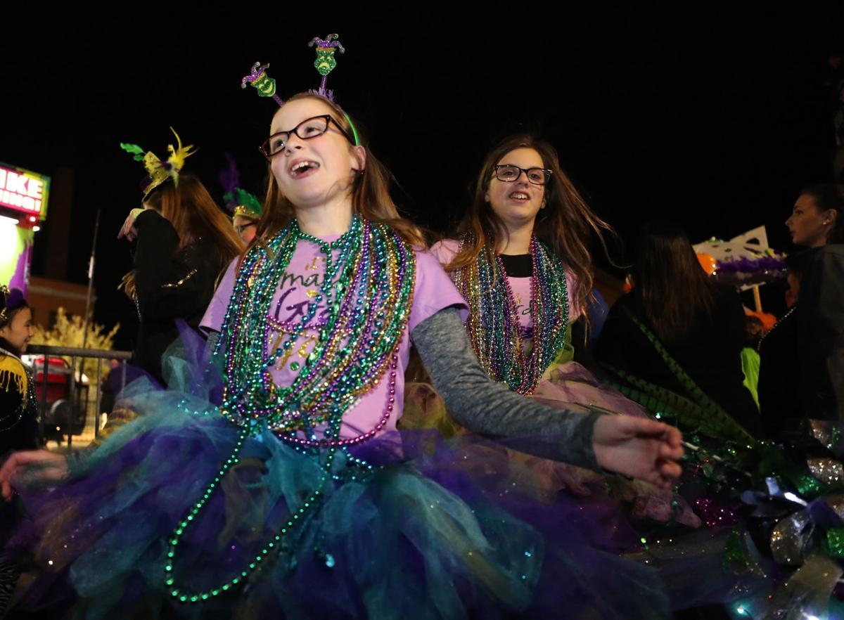 Mardi Gras Night One