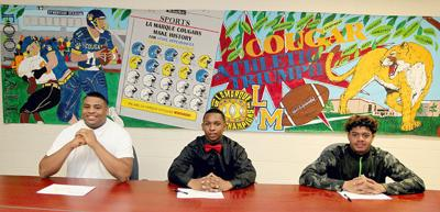 Signing Day at La Marque