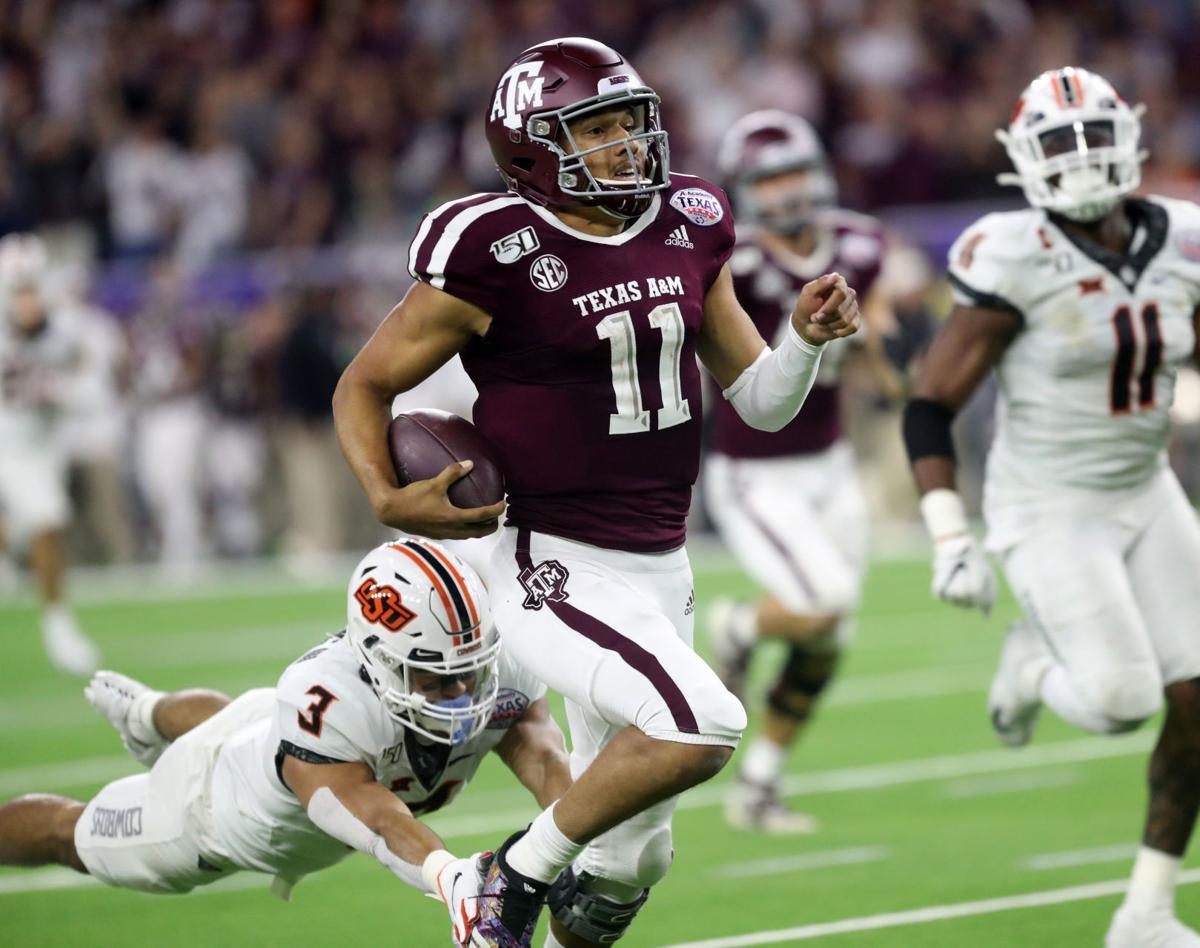 Texas A&M vs. Oklahoma State