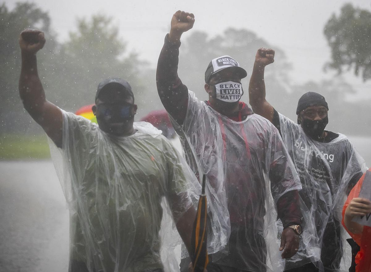 Dickinson Black Lives Matter Protest