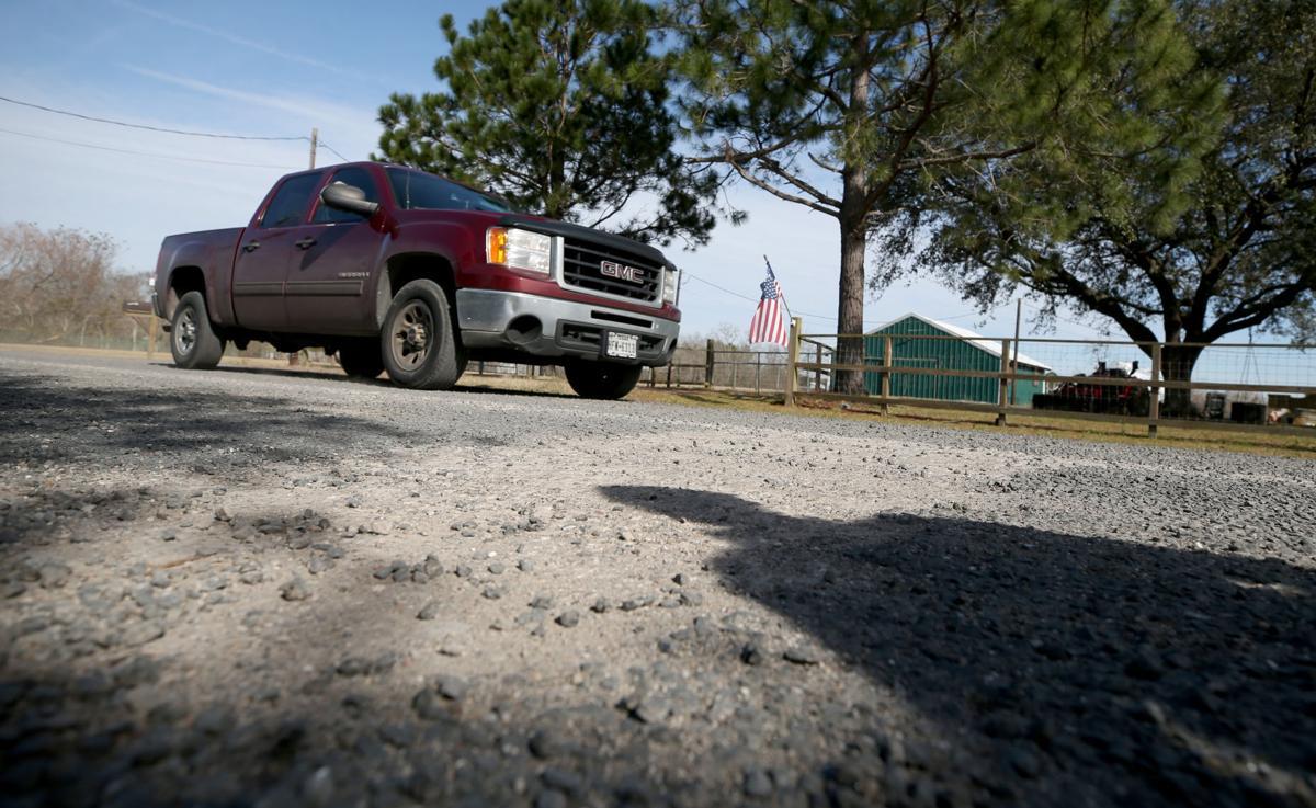 Santa Fe road work