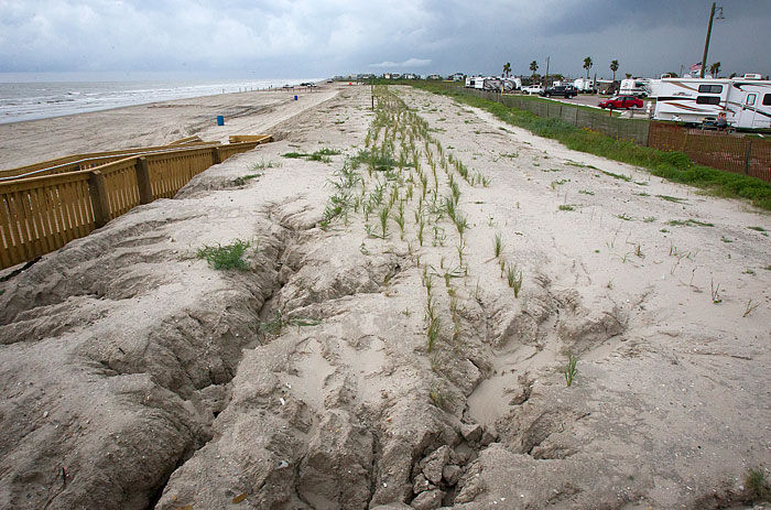 Galveston Beach Plan