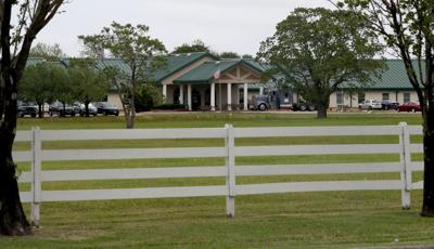 COVID-19 outbreak at Texas City nursing home