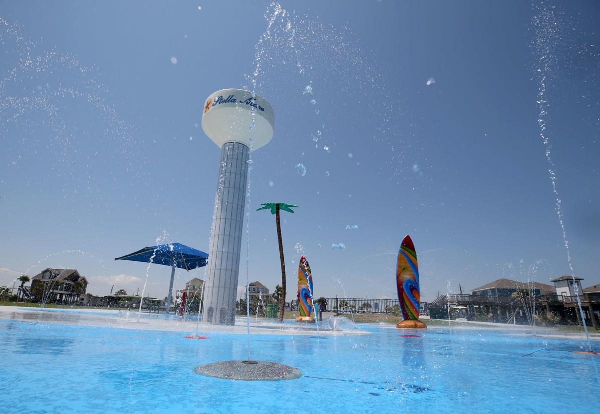 Stella Mare RV Resort debuts new splash pad