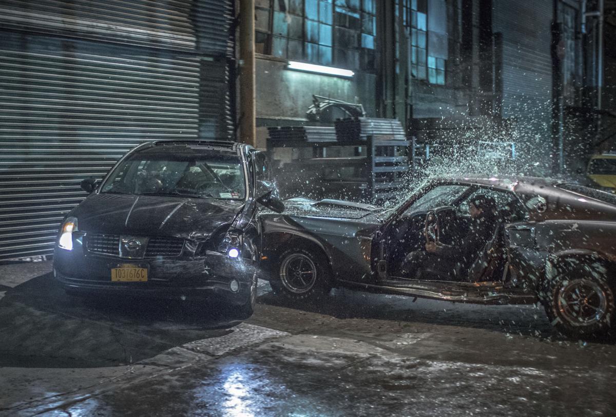 Film-John Wick: Chapter 2-Stunt Driving School