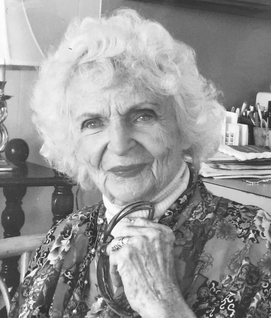 Patti Ruth Morton