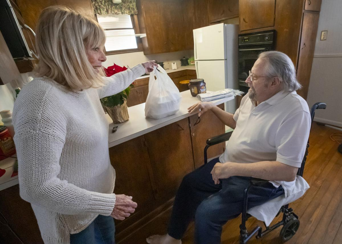Thanksgiving Meals on Wheels