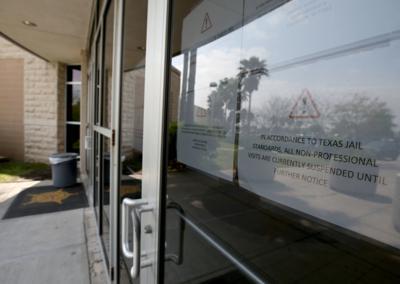 Jail visits suspended during coronavirus