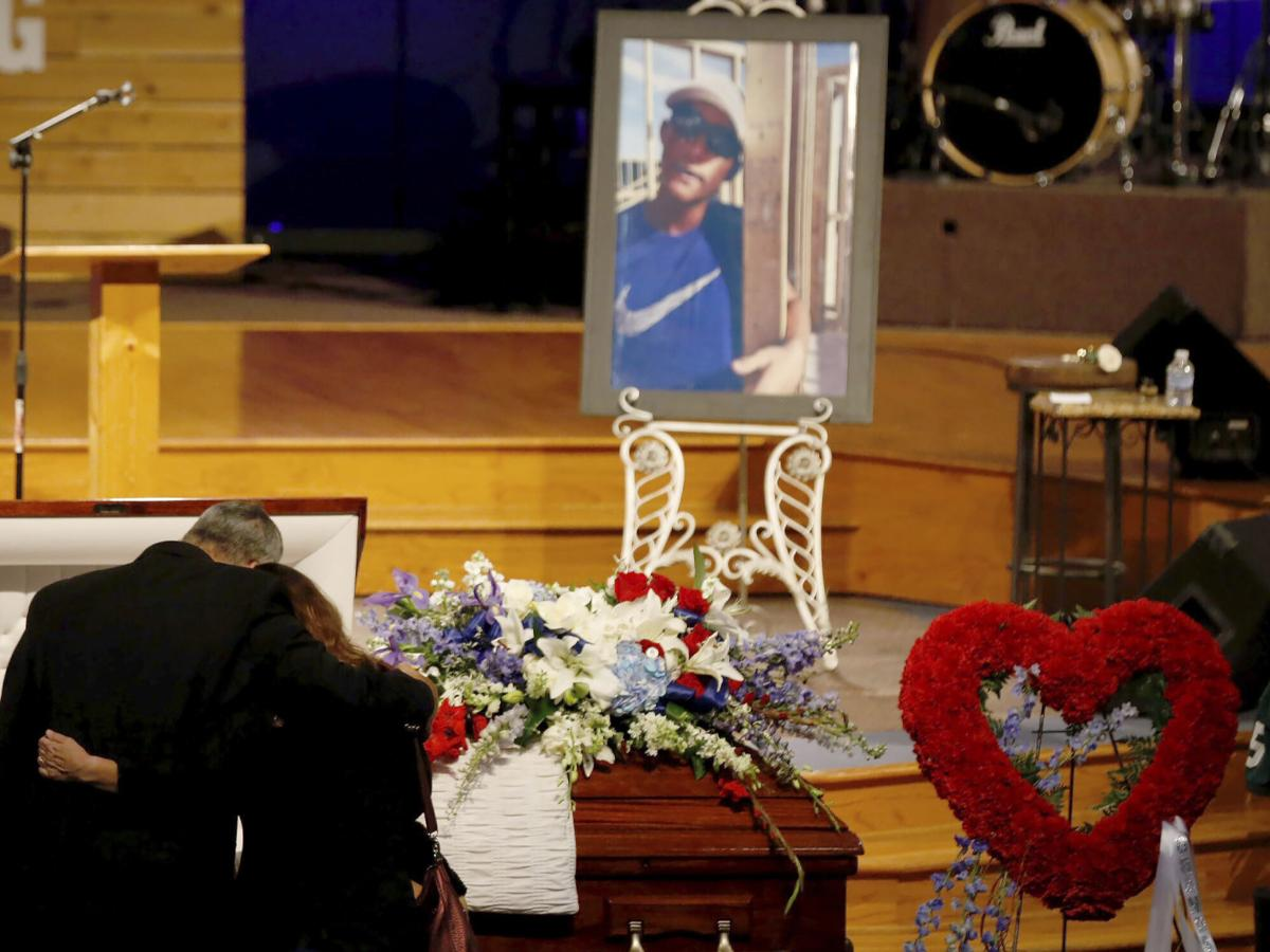 A week after shooting, funerals continue for Santa Fe victims