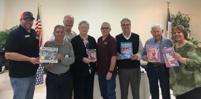 Galveston Kiwanis Club donates to crisis center