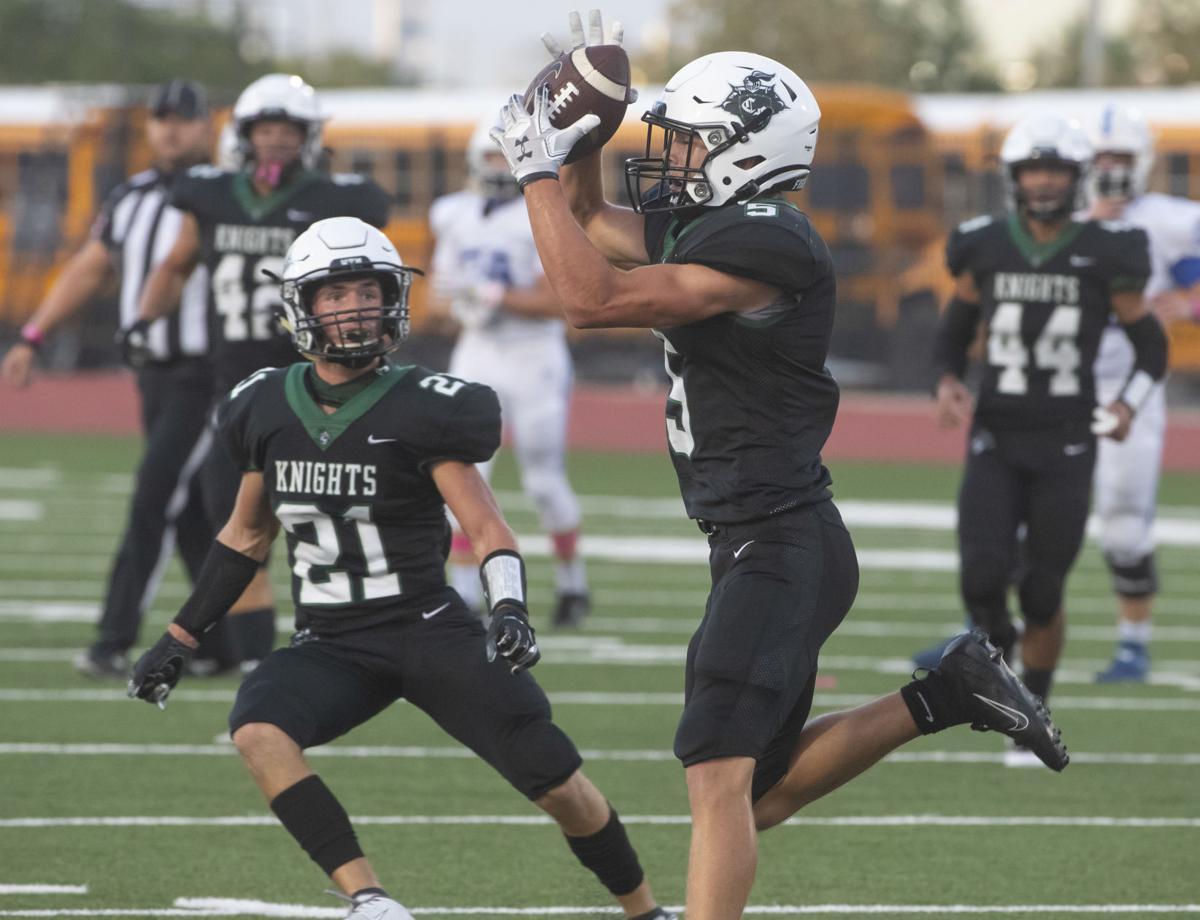 Clear Falls vs Clear Springs High School Football