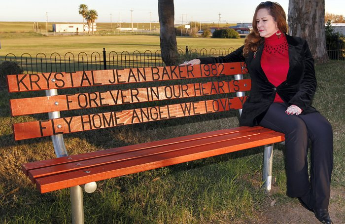 Mother fights to institute Krystal's Law