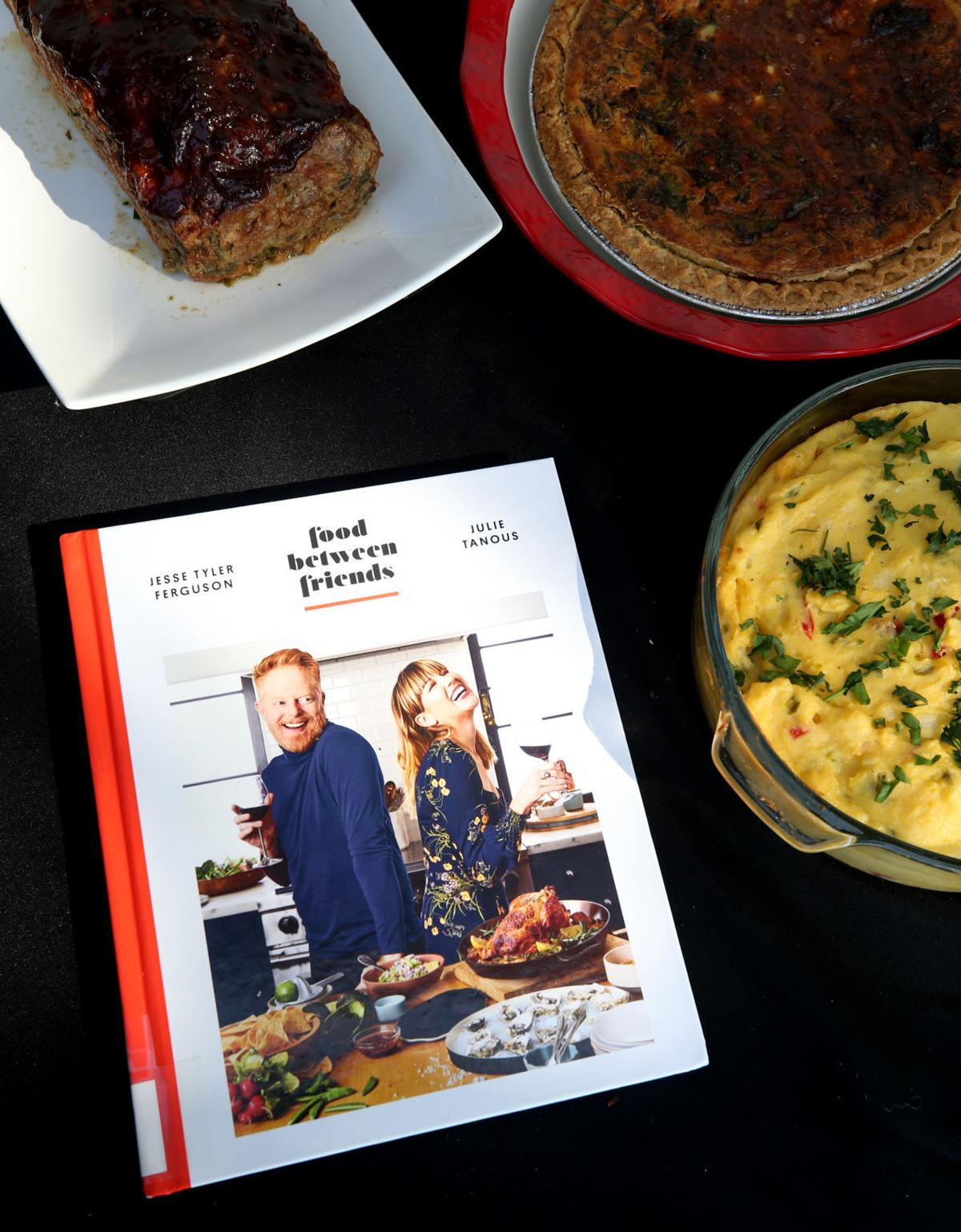 """Culinary friendship results in """"Food Between Friends"""" cookbook"""