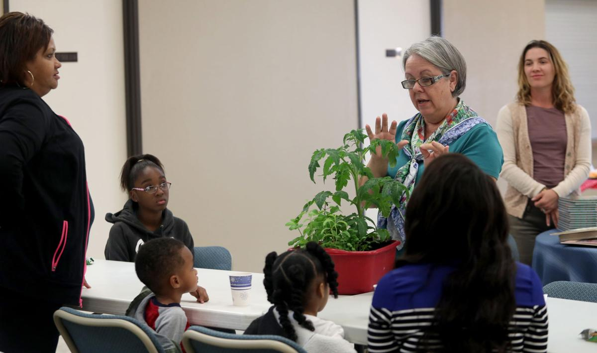 SMART Family Literacy works with Greater Barbour's Chapel